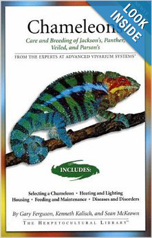 Chameleons: Care and Breeding